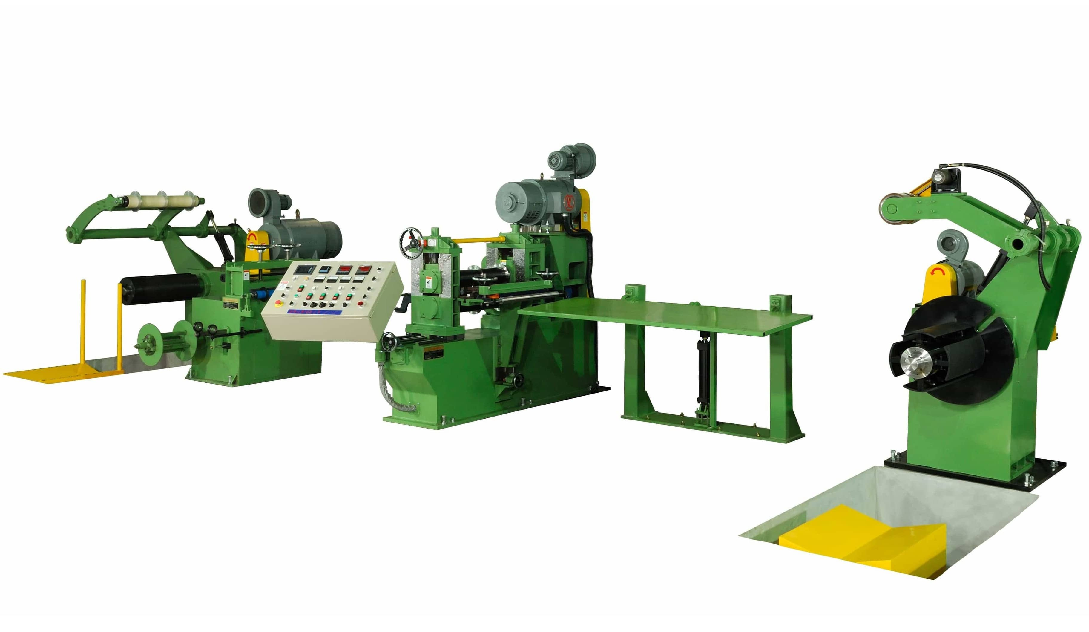 Copper Strips Slitting Machine