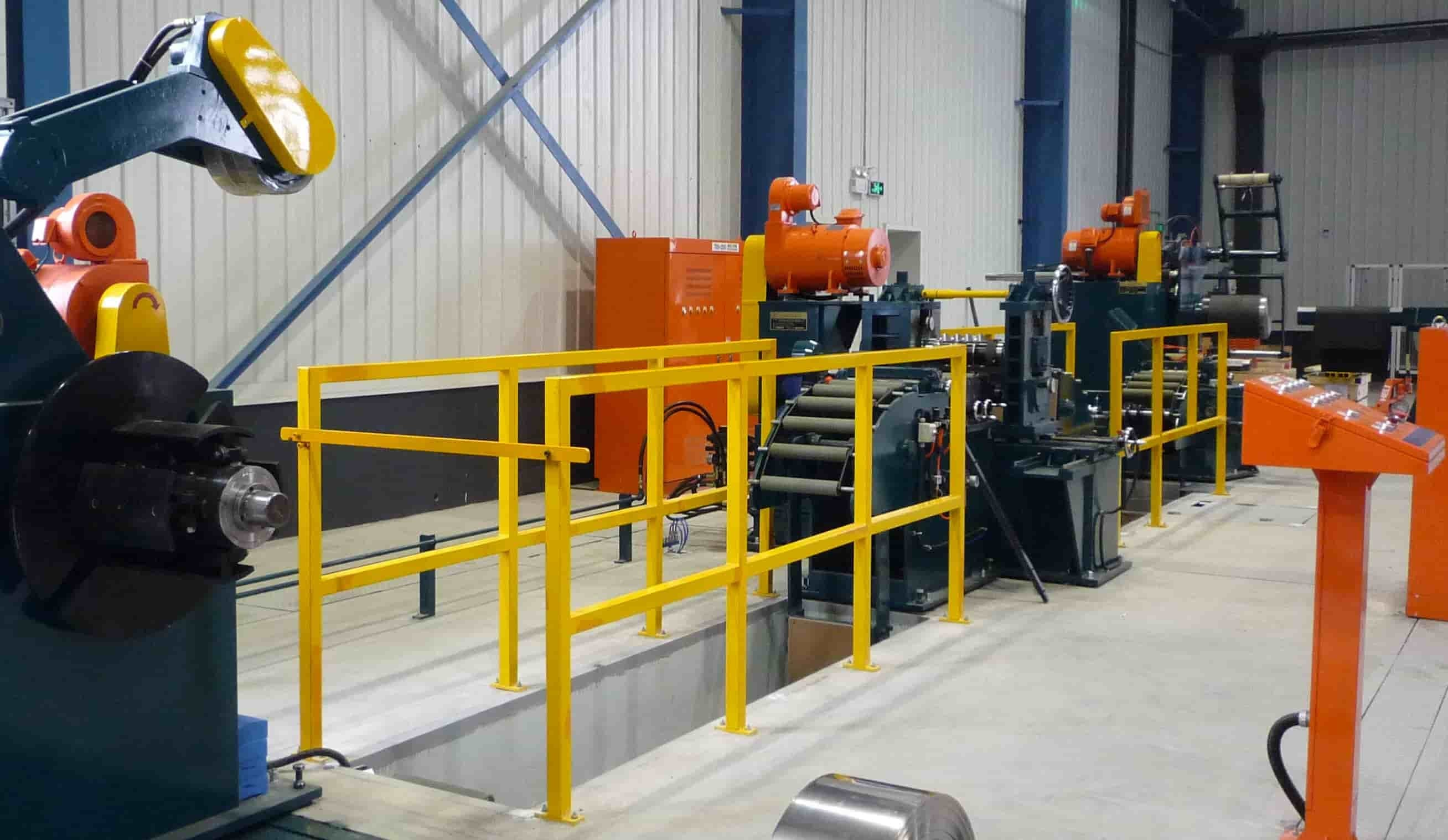 Slitting Line For Stainless Steel and Special Steel Coils